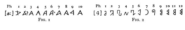 alpha et béta dans les alphabets régionaux de la Grèce